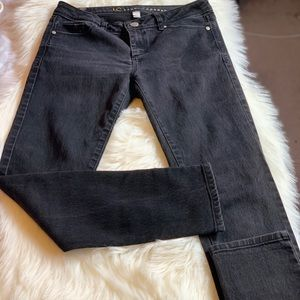 Dark gray jeans by LC